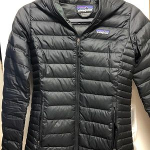 Patagonia women's hooded jacket